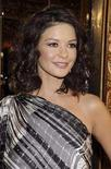 "<p>Catherine Zeta-Jones attends the red carpet premiere of her latest movie ""Death Defying Acts"" at the State Theatre in Sydney March 10, 2008. REUTERS/Patrick Riviere</p>"