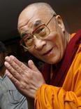 <p>China acusa Dalai Lama de fazer Olimpíada de refém. A China acusou o Dalai Lama de semear o terror no Tibet, enquanto o país aumenta os esforços de segurança e propaganda para sufocar uma rebelião anti-chinesa às vésperas dos Jogos Olímpicos. 22 de março. Photo by Adnan Abidi</p>