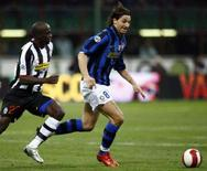 <p>Ibrahimovic, do Inter de Milão. Photo by Stefano Rellandini</p>