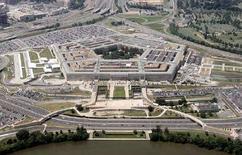 <p>Вид на здание Пентагона в Вашингтоне 15 июня 2005 года. Американские военные в 2006 году по ошибке отправили груз из четырех взрывателей для ядерных ракет на Тайвань, признался во вторник Пентагон, добавив, что позднее он был возвращен в США. (REUTERS/Jason Reed)</p>