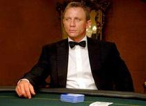 "<p>Daniel Craig as James Bond in a scene from ""Casino Royale"". The new Bond film is scheduled to open in Britain on October 31 and on November 7 elsewhere. REUTERS/MGM/Columbia Pictures/Handout</p>"