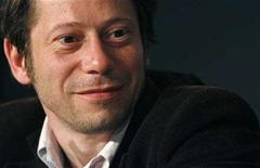 <p>Actor Mathieu Amalric attends a news conference at the 60th Cannes Film Festival May 22, 2007. Amalric, who plays nefarious businessman Dominic Greene in the new Bond adventure 'Quantum of Solace', will have no physical villain traits and says his evil character's anonymity makes him all the more real -- and frightening. REUTERS/Jean-Paul Pelissier</p>