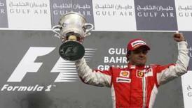 <p>Vitória no Barein é pontapé inicial para temporada de Massa. Felipe Massa venceu o Grande Prêmio do Bahrein neste domingo, que mais uma vez se torna o pontapé inicial de uma temporada sua na Fórmula 1. 6 de abril. Photo by Caren Firouz</p>