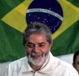 <p>imagem de arquivo do presidente brasileiro, Luiz Inácio Lula da Silva. Lula embarca na terça-feira para visitas à Holanda e à República Tcheca. Photo by Paulo Whitaker</p>