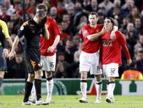 <p>Manchester completa trio inglês na semifinal após vencer Roma. O Manchester United tornou-se o terceiro clube inglês a se classificar para as semifinais da Liga dos Campeões ao bater a Roma por 1 x 0 no estádio de Old Trafford nesta quarta-feira. 9 de abril. Photo by Giampiero Sposito</p>