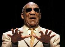 <p>Bill Cosby speaks at the Children's Defense Fund's National Summit at Howard University in Washington September 25, 2007. REUTERS/Kevin Lamarque</p>