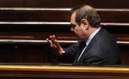<p>Clemente Mastella in una foto d'archivio. REUTERS/Tony Gentile</p>