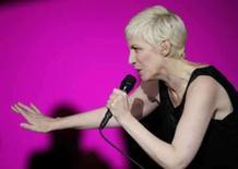 <p>Annie Lennox em show em Oslo. Photo by (C) Ints Kalnins</p>
