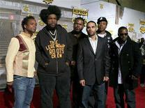 <p>The Roots arrives at the VH1 Hip Hop Honors event at the Hammerstein Ballroom in New York October 7, 2006. REUTERS/Eric Thayer</p>
