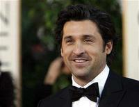 "<p>Patrick Dempsey from ""Greys Anatomy"" arrives at the 64th annual Golden Globe Awards in Beverly Hills January 15, 2007. REUTERS/Mario Anzuoni</p>"