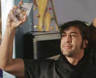 <p>O ator espanhol Javier Bardem (foto de arquivo), vencedor do Oscar de melhor ator coadjuvante, tirou um ano de descanso e deixará de lado o papel principal em um filme musical do diretor Rob Marshall, informou na sexta-feira o site da revista Variety. Photo by Dani Cardona</p>