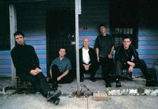 "<p>The Australian rock band Midnight Oil pose in this publicity photo for their 1987 album ""Diesel and Dust"" and released to Reuters May 2, 2008. Guitarist Jim Moginie is leading an ambitious reissue project, beginning with the aforementioned album. REUTERS/Sony BMG Entertainment Music Archives/Handout</p>"