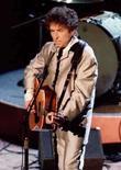 <p>Desenhos de Bob Dylan serão exposto em galeria em Londres. O cantor e compositor Bob Dylan em imagem de arquivo. Uma exposição de arte com obras do cantor Bob Dylan acontecerá em Londres pela primeira vez. 19 de novembro de 1995. Photo by Lee Celano</p>