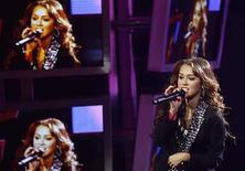 <p>Universal Music Canada se ha unido a la búsqueda de la versión canadiense de la cantante adolescente Miley Cyrus (en la foto), de Estados Unidos. El sello canadiense ofrecerá un contrato discográfico para el ganador del programa 'The Instant Star', un reality de talentos del canal de cable nacional para niños CTV y la productora Tricon Films & Television. Photo by (C) MARIO ANZUONI / REUTERS/Reuters</p>