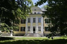 """<p>Villa Trapp, la casa di """"Tutti insieme appassionatamente"""" che diventerà hotel. REUTERS/Leonhard Foeger (AUSTRIA)</p>"""