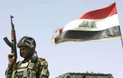 <p>Exército iraquiano ocupa reduto de Sadr em Bagdá. O Exército iraquiano iniciou na terça-feira uma ocupação da favela Sadr City, reduto do clérigo xiita Moqtada Al Sadr em Bagdá, para garantir a autoridade governamental em áreas que anteriormente ficavam fora do controle do governo. 20 de maio. Photo by Thaier Al-Sudani</p>