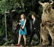 <p>El presidente ejecutivo de Walt Disney Co, Robert Iger, dijo el miércoles que el filme 'The Chronicles of Narnia: Prince Caspian' está registrando un desempeño de taquilla por debajo de lo esperado debido a la competencia de 'Iron Man' e 'Indiana Jones'. Desde su estreno el 16 de mayo, la secuela de 'Narnia' ha recaudado 99,6 millones de dólares en América del Norte, según Box Office Mojo. Photo by (C) YURIKO NAKAO / REUTERS/Reuters</p>