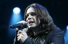 <p>Ozzy Osbourne performs at the Hultsfred festival in Sweden, June 15, 2007. REUTERS/Fredrik Sandberg/Scanpix Sweden</p>