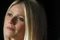 """<p>Gwyneth Paltrow attends a news conference for the film """"Two Lovers"""" by U.S. director James Gray at the 61st Cannes Film Festival May 20, 2008. REUTERS/Jean-Paul Pelissier</p>"""