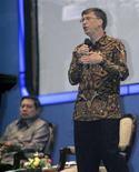 <p>Il presidente di Microsoft Bill Gates. REUTERS/Supri</p>