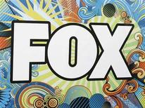 <p>A Fox logo is seen in a file photo. REUTERS/Fred Prouser</p>