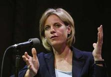 <p>La presidente di Yahoo, Susan Decker. REUTERS/Brendan McDermid (UNITED STATES)</p>