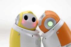 <p>Protótipo de robô da NEC diverte crianças e cuida de idosos. Eles ainda não são propriamente um negócio para a japonesa NEC Corporation. Mas sempre que um novo protótipo de robô desenvolvido pelos pesquisadores da empresa é demonstrado, surge a pergunta: quando ele começa a ser vendido?. Photo by $Byline$</p>
