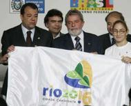 <p>Lula quer fazer campanha mundial por Olimpíada no Rio. O presidente Luiz Inácio Lula da Silva criticou o processo adotado pelo COI para a escolha das cidades-sede dos Jogos Olímpicos, e afirmou que vai fazer campanha pelo mundo para que o Rio de Janeiro receba a Olimpíada de 2016. 23 de junho. Photo by Bruno Domingos</p>