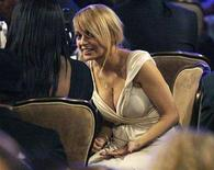 <p>Nicole Richie at a pre-Grammy party in Beverly Hills, February 9, 2008. REUTERS/Mario Anzuoni</p>