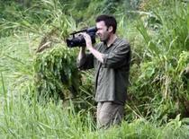 <p>Ben Affleck no Congo. Photo by Reuters (Handout)</p>