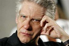 "<p>Canadian director David Cronenberg attends a news conference for the film ""Chacun son Cinema"" at the 60th Cannes Film Festival May 20, 2007. REUTERS/Jean-Paul Pelissier</p>"