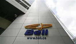 <p>The offices of BCE Inc. are seen in Montreal, June 20, 2008. REUTERS/Shaun Best</p>
