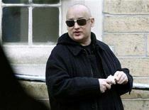 <p>George O'Dowd, professionally known as Boy George, leaves Snaresbrook Crown Court in east London in this file photo from February 28, 2008. REUTERS/Alessia Pierdomenico</p>