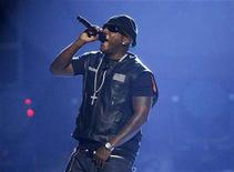 "<p>Young Jeezy performs ""Put On"" at the 2008 BET Awards in Los Angeles June 24, 2008. REUTERS/Mario Anzuoni</p>"