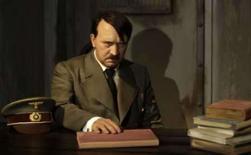 <p>Museu de Berlim é criticado por expor estátua de cera de Hitler. O novo museu de cera de Berlim inaugurou  uma figura de Adolf Hitler, com a aparência mal-humorada, em numa réplica do bunker em que passou seus últimos dias de vida. A exposição foi criticada, sendo vista como de mau gosto. 3 de julho. Photo by Tobias Schwarz</p>