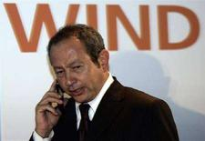 <p>Naguib Sawiris REUTERS/Alessandro Bianchi</p>