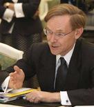 <p>Il capo della Banca mondiale Robert Zoellick. REUTERS/RIA Novosti/Kremlin/Mikhail Klimentyev</p>