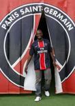 <p>O jogador de futebol Claude Makelele, que foi transferido do Chelsea para o Paris St-Germain. Photo by Benoit Tessier</p>