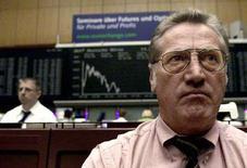 <p>Trader al lavoro. REUTERS PICTURE</p>