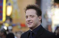 "<p>Brendan Fraser attends the premiere of the film ""The Mummy: Tomb of the Dragon Emperor"" in Los Angeles July 27, 2008. REUTERS/Phil McCarten</p>"