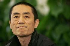 <p>El internacionalmente aclamado director chino de cine Zhang Yimou tiene uno de los trabajos más duros en los Juegos: supervisar la ceremonia de apertura y asegurar que el evento tenga un comienzo triunfal. Algunos datos sobre Zhang. Photo by (C) CLARO CORTES / REUTERS/Reuters</p>