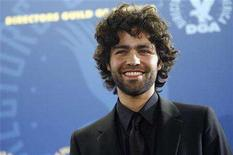 <p>Adrian Grenier poses at the 60th Annual Directors Guild of America Awards in Century City, California January 26, 2008. REUTERS/Mario Anzuoni</p>