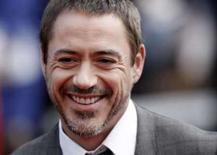 <p>Robert Downey Jr. faz papel arriscado em 'Trovão Tropical'. Quando Robert Downey Jr. usou maquiagem escura para atuar na comédia 'Trovão Tropical', o ator aventurou-se no terreno racialmente perigoso do 'blackface', uma velha e polêmica convenção do show business americano. Foto do Arquivo. Photo by Stephen Hird</p>