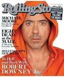 <p>The cover of Rolling Stone issue 1059 in an image courtesy of the magazine. REUTERS/Rolling Stone/Handout</p>
