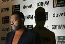 <p>Actor Laurence Fishburne arrives to attend the Creative Coalition Awards Gala honoring individuals for their commitment to champion social welfare issues in New York, December 18, 2006. REUTERS/Lucas Jackson</p>