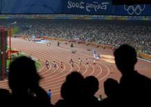 <p>Olimpíadas de Pequim são as mais assistidas de todos os tempos, graças à cobertura da Internet    REUTERS. Photo by Mike Blake</p>