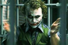 "<p>The late actor Heath Ledger playing his role as The Joker in ""The Dark Knight"". REUTERS/Warner Bros Studio/Handout</p>"