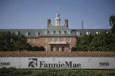 <p>O governo dos Estados Unidos assumiu o controle no domingo das companhias de crédito financeiro imobiliário Fannie Mae e Freddie Mac, dando início ao que pode ser o maior resgate financeiro federal da história. Photo by Jason Reed</p>