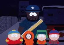 <p>Promotores da Rússia querem proibir a transmissão do seriado animado satírico dos Estados Unidos 'South Park na TV aberta', descrevendo-o como 'extremista', depois de receber queixas de telespectadores. Photo by Reuters (Handout)</p>