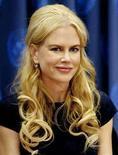 <p>La actriz australiana Nicole Kidman (en  la foto) quedó como la celebridad con el salario más excesivo de Hollywood en la segunda lista anual de estrellas menos rentables elaborada por la revista estadounidense Forbes, arrebatándole el puesto a su compatriota Russel Crowe. La revista calculó que las películas de Kidman sólo ganan un dólar por cada dólar que recibía la actriz, frente a los 8 dólares que ganaban el año anterior. Photo by (C) BRENDAN MCDERMID / REUTERS/Reuters</p>
